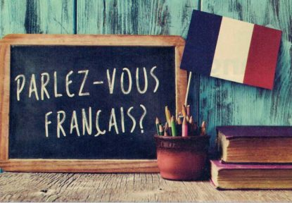 Brush up your French !